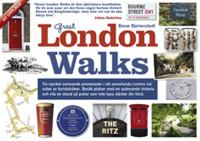 Great London walks / Bosse Bjelvenstedt.
