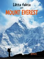 Lätta fakta om Mount Everest