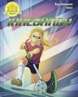 Innebandy / text: Åsa Oxenmyr ; illustration: Yosh